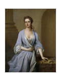 Portrait of a Lady, C.1700-10 Giclee Print by Michael Dahl