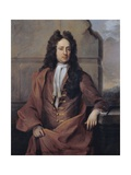 Portrait of a Man, C.1700-10 Giclee Print by Michael Dahl