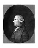 Thomas Gray, Print Made by R. Pollard, C.1800 Giclee Print by Benjamin Wilson
