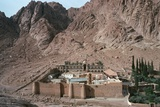 Convent of St. Catherine, Mount Sinai Photographic Print