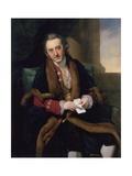 John Maddison, 1783 Giclee Print by Johann Zoffany