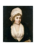 Mrs Mary Chatfield, C.1795 Giclee Print by John Opie