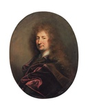 Portrait of a Gentleman Giclee Print by Hyacinthe Rigaud