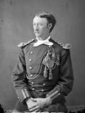 Captain Tom Custer, 1870s Lámina fotográfica por David Frances Barry