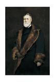 Francis Boott, 1881 Giclee Print by Frank Duveneck