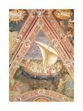 Saint Peter's Boat, C.1366-1368 Giclee Print by Andrea Di Bonaiuto