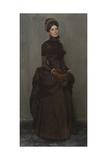 Elizabeth Boott Duveneck Giclee Print by Frank Duveneck