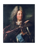 Portrait of Louis Antoine De Pardaillan De Gondrin, Duc D'Antin Giclee Print by Hyacinthe Rigaud