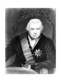 Sir Joseph Banks, C.1830s Giclee Print by Thomas Phillips