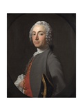 John Sargent the Younger, 1749 Giclee Print by Allan Ramsay