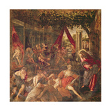 The Bethesda Pool, C.1550s Giclee Print by Jacopo Robusti Tintoretto