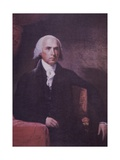 James Madison Giclee Print by Gilbert Stuart