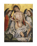 The Man of Sorrows, 1430 Giclee Print by Robert Campin