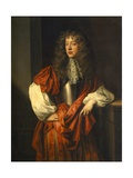 John Wilmot, 2nd Earl of Rochester Giclee Print by Sir Peter Lely
