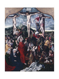 Calvary, C.1515-20 Giclee Print by Jan II Provost