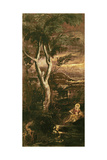 Mary Magdalene, C.1575 Giclee Print by Jacopo Robusti Tintoretto