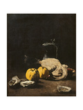 Still Life Giclee Print by Auguste Theodule Ribot