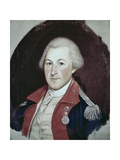 John Eager Howard C.1781-84 Giclee Print by Charles Willson Peale