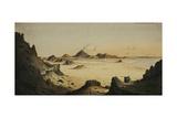 Straits of Bal El Mandeb, 1833 Giclee Print by Rupert Kirk