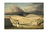From Dummako, Looking Towards Bulga, 1842 Giclee Print by Rupert Kirk