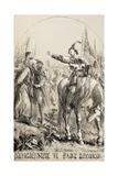 King Henry Vi, Part II, 1890 Giclee Print