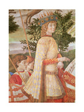 The Procession of the Magi Giclee Print by Benozzo di Lese di Sandro Gozzoli