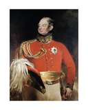 H.R.H. Frederick Augustus, Duke of York, 1826 Giclee Print by Andrew Geddes