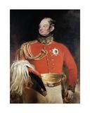 H.R.H. Frederick Augustus, Duke of York, 1826 Giclee Print by Andrew Geddes