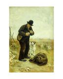 The Vagabond, 1879 Giclee Print by Jean Francois Raffaelli