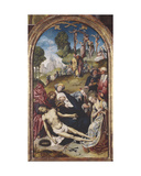 The Lamentation of Christ, C.1515-20 Giclee Print by Cornelis Engebrechtsz