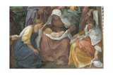 The Birth of the Virgin Giclee Print by Guido Reni