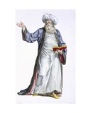Grand Mufti, 1780 Giclee Print by Pierre Duflos