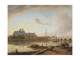 Westminster Giclee Print by William Marlow