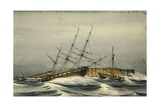 Survey Ship Benares, 1832 Giclee Print by Rupert Kirk