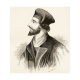 Jan Hus, C.1865 Giclee Print