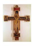 Crucifixion Giclee Print by Giunta Pisano