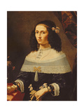 Portrait of a Woman Giclee Print by Pier Francesco Cittadini
