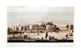 The Tower and Mint from Great Tower Hill, 1842 Giclee Print by Thomas Shotter Boys