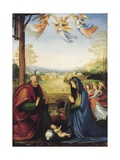 The Nativity Giclee Print by Fra Bartolommeo
