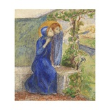 Madonna and Child, C.1855 Giclee Print by Elizabeth Eleanor Siddal