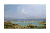 View of Venice from the Campanile Giclee Print by James Holland