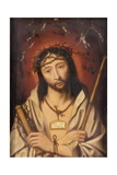 Christ Crowned with Thorns, or Ecce Homo, C.1525 Giclee Print by Jan Mostaert