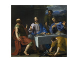 The Supper at Emmaus, 1664 Giclee Print by Jean Baptiste de Champaigne