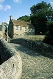 Medieval Bridge, Ceres, Fife, Scotland Photographic Print