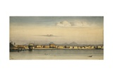 Ayt or Ed on Abyssinian Coast, 1832 Giclee Print by Rupert Kirk