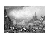 Romford, Essex, Engraved by John Rogers, C.1832 Giclee Print by George Bryant Campion