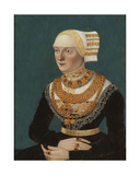 Portrait of a Woman, 1510 Giclee Print by Conrad Faber