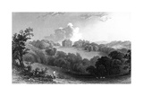 Copped Hall, Essex, Engraved by Thomas Garner, 1832 Giclee Print by William Henry Bartlett