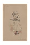 Ebenezer Scrooge - a Christmas Carol, C.1920s Giclee Print by Joseph Clayton Clarke