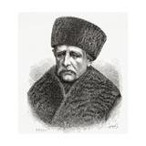 Baron Nils Adolf Erik Nordenskiold, 1878 Giclee Print by Etienne Ronjat